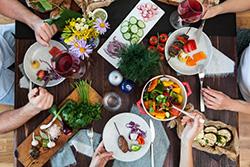 楽しい食卓